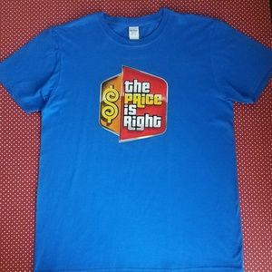 Men's Large Size Price Is Right T-Shirt